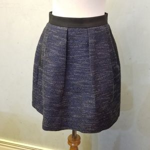 French Connection tweed mini skirt (R4)